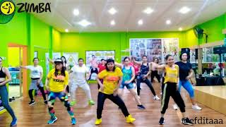 FREAK ME - Ciara feat. Tekno   Zumba   Dance Fitness   Choreo Edita Febriana