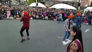 Bhangra warrior's New Zealand 2017 diwali