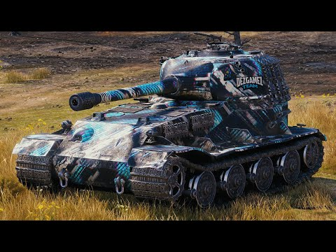 World of Tanks VK 72.01 (K) - 8 Kills 12,1K Damage