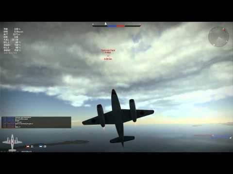 War Thunder - Gameplay Kikka : Bref... [FR]