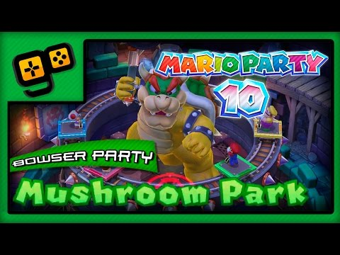 Mario Party 10 - Bowser Party - Mushroom Park
