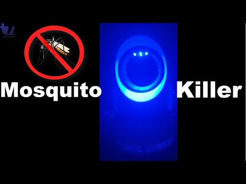 🦟 Mosquito Killer Lamp – Unboxing & Review (Live Proof) [Hindi/Urdu]
