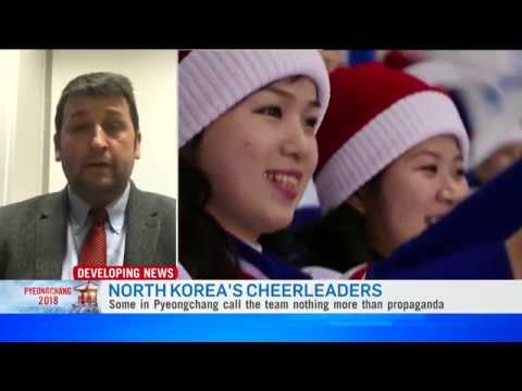 Dr John Hemmings speaks to CTV about North and South Korea relations