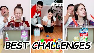 Best challenges from Tsuriki Show