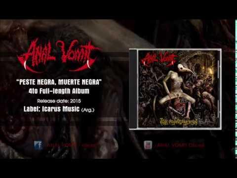 ANAL VOMIT - Peste Negra, Muerte Negra (Full Album)