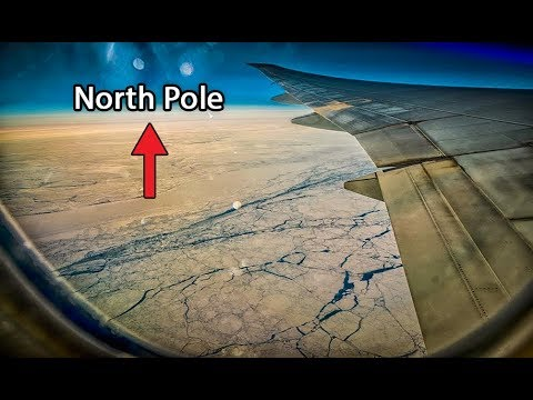 The North Pole (इंसानियत की एक बड़ी छलांग)