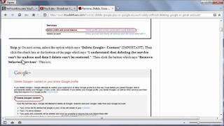 How To Delete Your Google Plus And Keep Your YouTube Account
