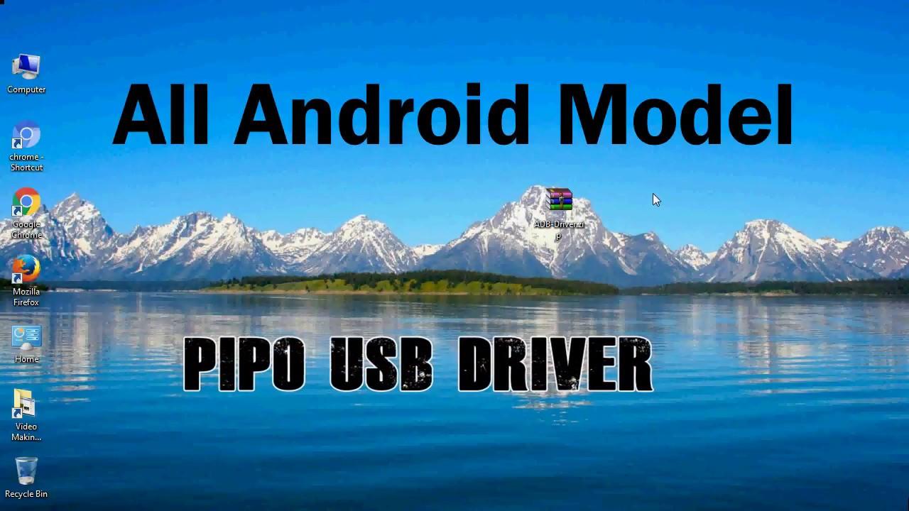 Adb driver pipo m1