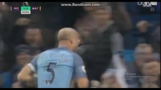 Man City Vs Watford 2-0