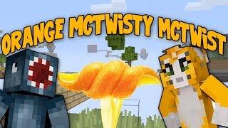 Minecraft Xbox - Island Of Eden - Orange McTwisty McTwist! [9]