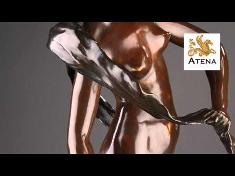 Galerie Atena: La naissance de la perle d'Auguste Moreau