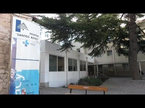 El hospital de Aranda devuelve los aplausos