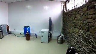 видео оборудование для производства кваса