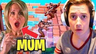 Getting My Mum a Fortnite Victory Royale for Mothers' Day!!