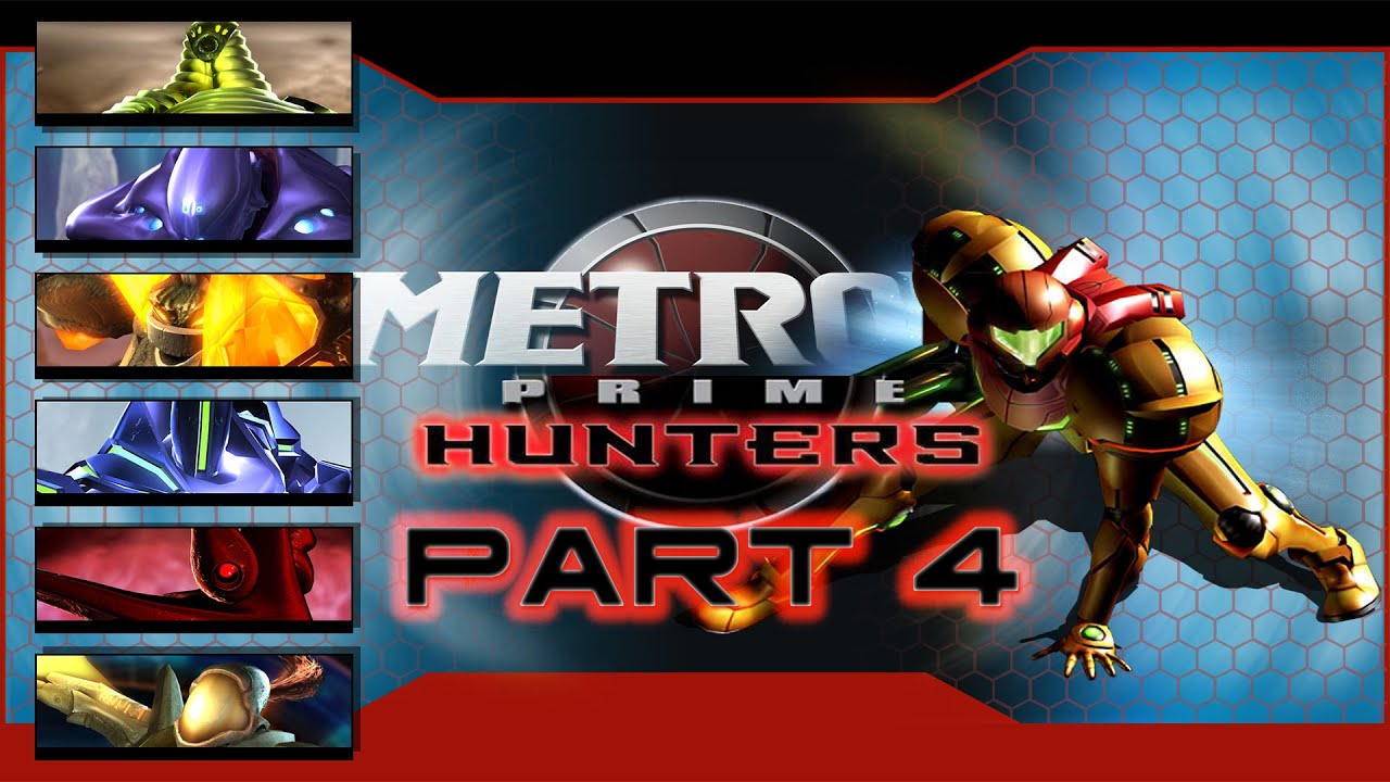 metroid prime hunters first hunt play