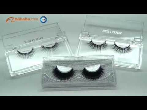 The best eyelash supplier------Qingdao Xizi International Tr