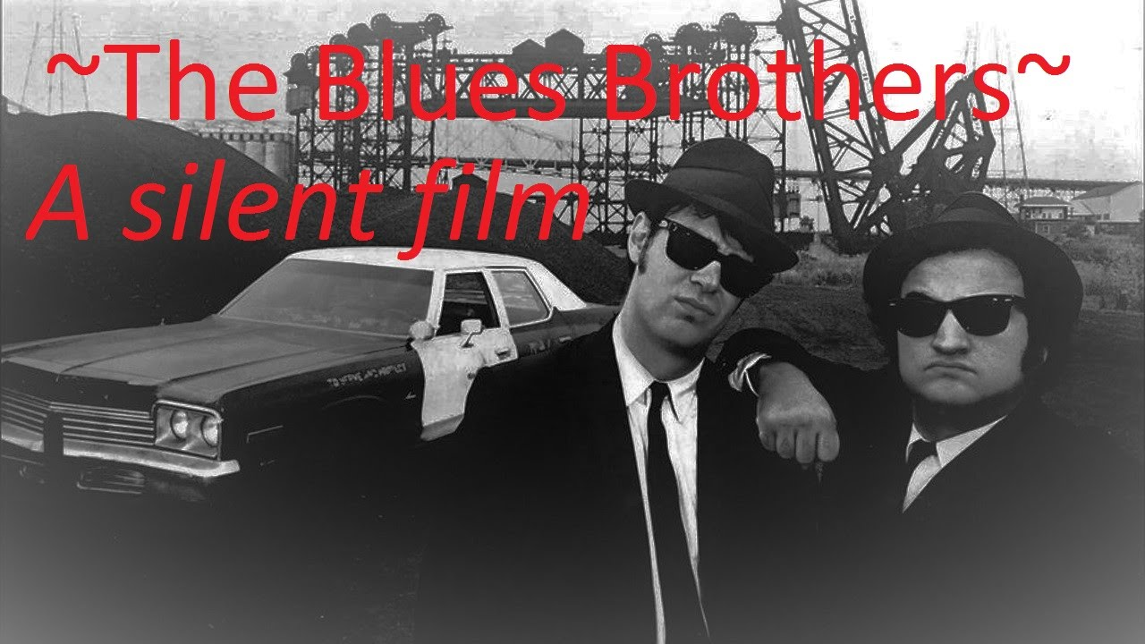 if the blues brothers as a silent film youtube. Black Bedroom Furniture Sets. Home Design Ideas