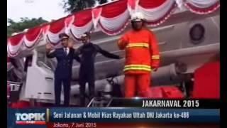 [ANTV] TOPIK PAGI Jakarnaval 2015