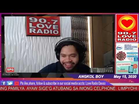 Love Radio Davao Fm 90.7 May 15 2020