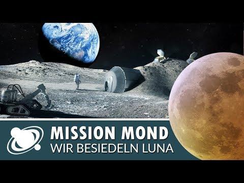 Kolonie auf dem Mond - Fast Forward Science (2018)