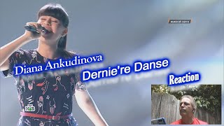 Diana Ankudinova - Derni'ere Danse | Reaction