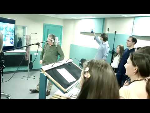 Озвучка Урфина Джюса сотрудниками студии))