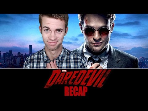 Daredevil Season 1 - TV Recap