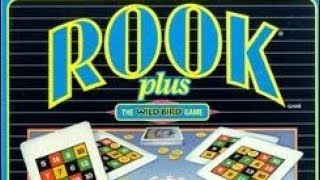 Ep. 88: Rook Plus Wild Bird Card Game Review (Parker Brothers 1992)