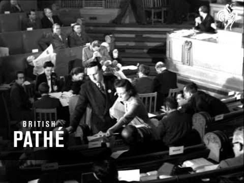 The International Confederation Of Free Trade Unions (1949)
