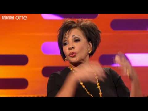 Shirley Bassey gets stuck in a school field - The Graham Norton Show - BBC One
