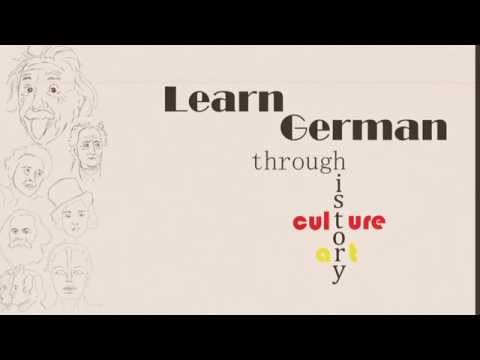 Learn German - through History, Culture and Art #1 - Introducing yourself Part 1