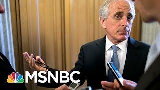 Senator Bob Corker Fires Back At President Donald Trump's 'Untruths' | Morning Joe | MSNBC