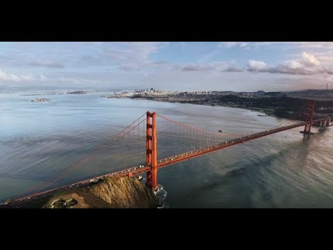 GAXC4 - San Francisco Bay Area Aerial Tour