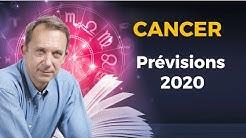 PRÉVISIONS 2020 - CANCER