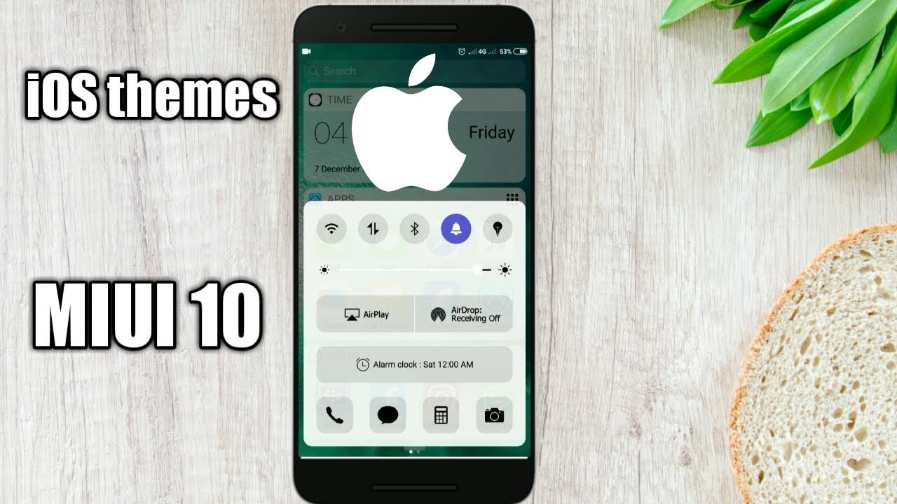 MIUI 10 iOS theme|MIUI 10 best iOS themes|iOS on MIUI 10