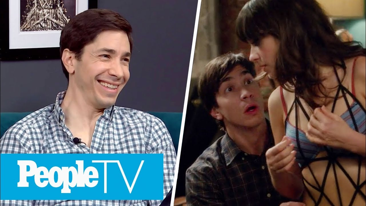 Justin Long Reflects On Working With The Funny Cast Of 'New Girl' | PeopleTV