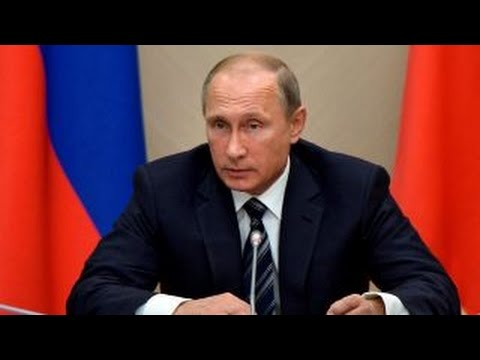 Is Putin the most powerful man in the world?