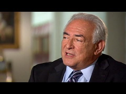 Ex-IMF chief Dominique Strauss-Kahn says his political career is over