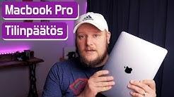 """Macbook pro 13"""" - Tilinpäätös"""
