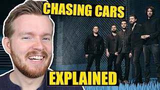 """Snow Patrol's """"Chasing Cars"""" Deeper Meaning 