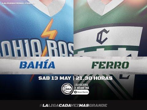 Liga Nacional: Bahía Basket vs. Ferro | #LaLigaEnTyC