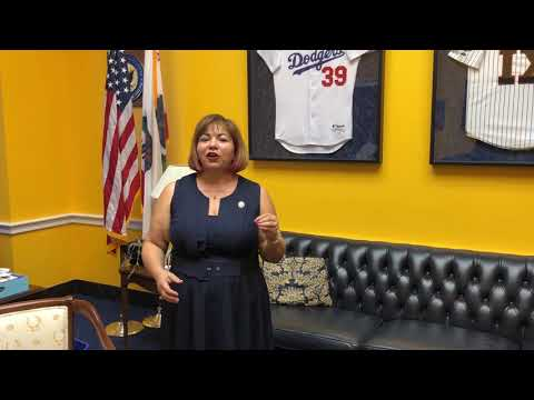 Congresswoman Linda Sanchez (D-CA-38) with a Message on the First-Generation College Celebration
