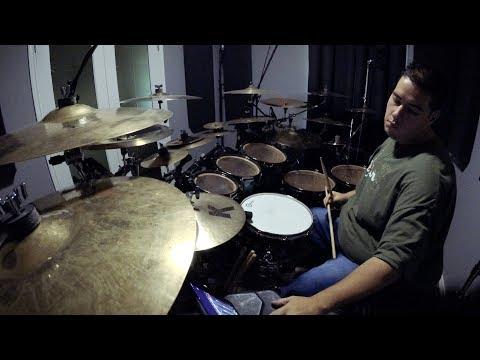 Ashley Borrero / Aaron Holler - 7/22/17 - Tracking Drums
