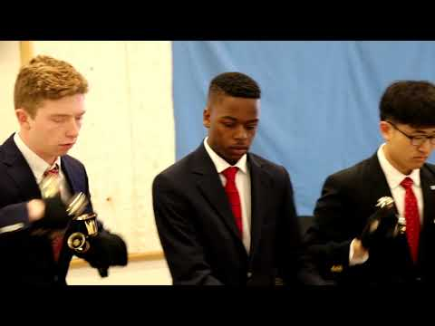 Gilman High School Bells Perform May 2018