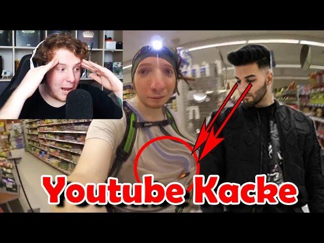 Youtube Kacke - Unge reagiert auf eigene Videos | Findet Apored Scheiße