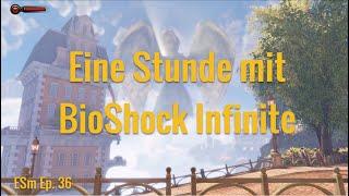 Eine Stunde mit BioShock Infinite