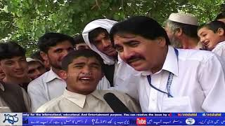 Ismail Shahid Funny Clip With Very Talented Afghani Young Boy