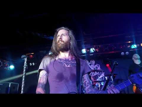 Pop Evil - Hero The Machine Shop; Flint, MI; 9-21-2018