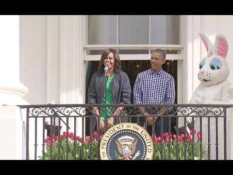 Thumbnail: The President and First Lady Deliver Remarks at the 2016 Easter Egg Roll