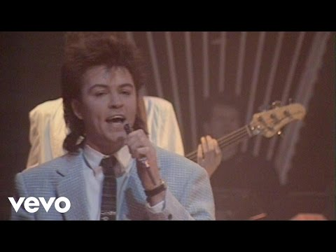 Paul Young - Everything Must Change (Top Of The Pops 13/12/1984)